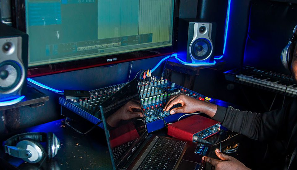 J-World Studio Lekki