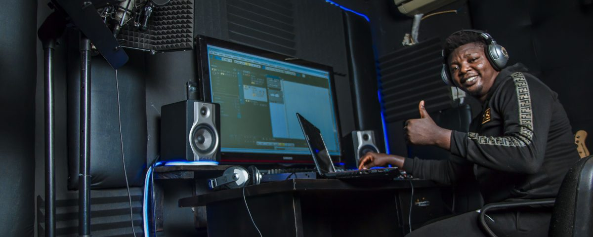 exclusive Music Production Studio