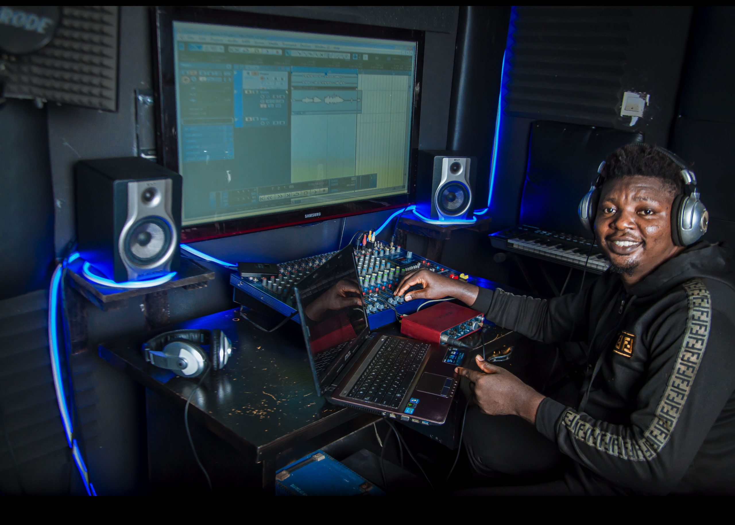 Music Studio Lagos Island