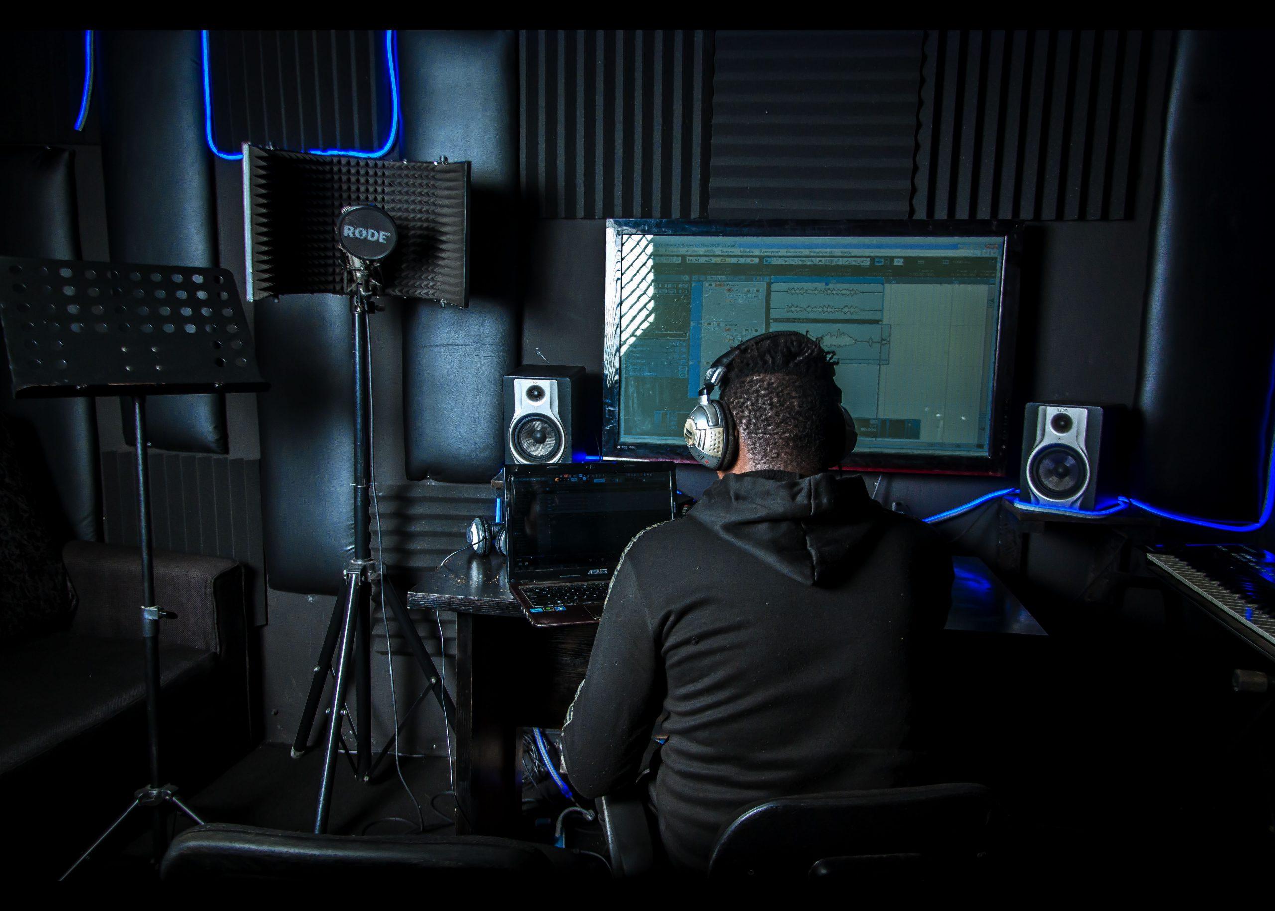 recording studio lekki