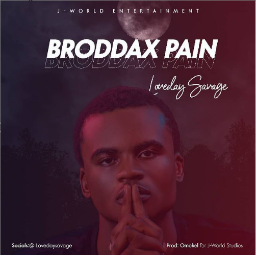 Brodax Pain - Loveday Savage